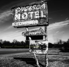 A personal favorite from my Etsy shop https://www.etsy.com/listing/494614844/iconic-route-66-sign-chelsea-oklahoma-66