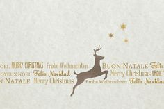 50 Christmas Designs To Inspire Your 2015 Holiday Message – Design School