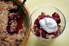 Whether it's crisp or crumble, three steps will make it better