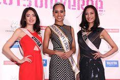 Miss Japão, Ariana Miyamoto gera polêmica por não ser considerada 'japonesa suficiente' http://angorussia.com/noticias/mundo/miss-japao-ariana-miyamoto-gera-polemica-por-nao-ser-considerada-japonesa-suficiente/