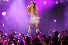 Watch Ariana Grande 'Break Free' in Intergalactic New Video   Billboard