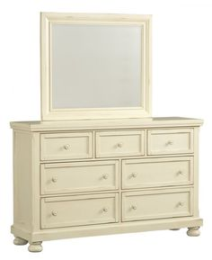 Reflect Parch Dresser & Mirror  $947.77 Sku:140669 Dimensions:65Wx19Dx79H The Reflect Collection maintains an air of regal splendor and classic luxury. Meticulous craftsmanship exudes every piece with a Made in USA spirit and attitude. Retreat and relax in your calm surroundings every night while you enjoy the character and warmth of your USA made bedroom suite. Please visit our website for warranty and benefits.