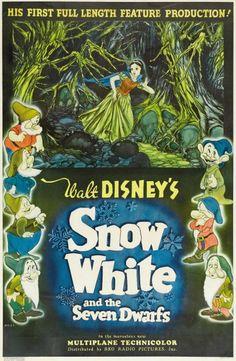 Snow White and the Seven Dwarfs (1937) - Walt Disney
