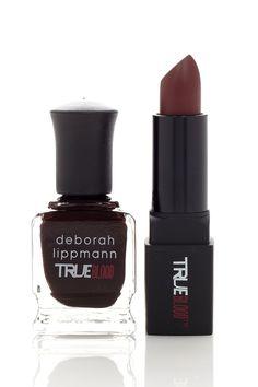 True Blood Nails + Lips