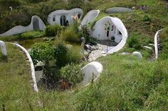 in ground greenhouse design - Google Search
