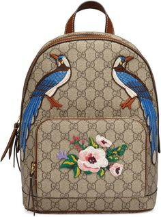 For the trendiest commuter you know, the Supreme backpack by Gucci.