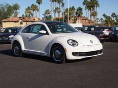 2013 Volkswagen Beetle 2.5 PZEV - Lunde's Peoria Volkswagen