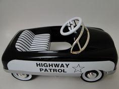 Rare Pedal Car 1948 Chevy Custom Vintage Hot Rod Sport Metal Midget Show Model