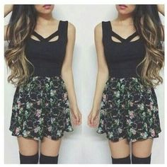 summer clothes for teenage girls tumblr - Google Search | summer ...