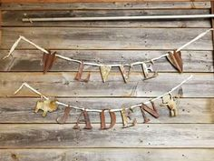 Rustic Walls, Rustic Wall Decor, Rustic Gifts, Gift Ideas, House, Home Decor, Decoration Home, Home, Room Decor