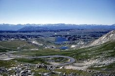 Drive Beartooth Highway, Montana - Bucket List Dream from TripBucket