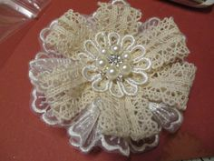 Handmade Flower SOLD
