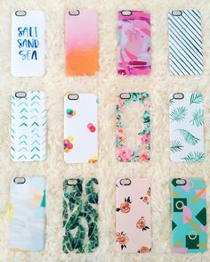INTRODUCING: CELL PHONE CASES