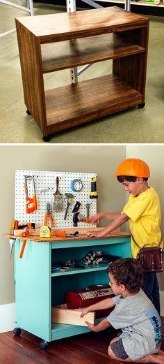 15Ideas creativas para renovar tus viejos muebles