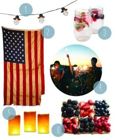 Fourth of July Essentials | Oh Happy Day!