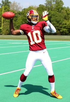 RGIII #redskins Love me some RGIII