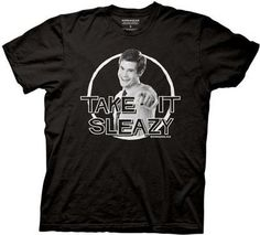 "Official Workaholics ""Take it Sleazy"" T-Shirt Featuring Adam DeMamp! Available in Small, Medium, Large, XL, and 2XL!   Special Offer!Free Shipping for orders of"