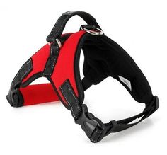 New 2017 No Pull Reflective Padded Dog Safety Harness