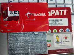 Fishgelembung: Paket Internet Telkomsel Simpati 24GB