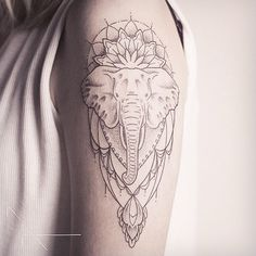 18 Inspiring Girly Tattoos by Rachael Ainsworth Girly Tattoos, Dream Tattoos, Future Tattoos, Unique Tattoos, Beautiful Tattoos, Body Art Tattoos, Cool Tattoos, Tatoos, Thigh Tattoos