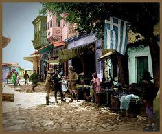 Yunan Işgali yıllarından/ Izmir under the Greek occupation (1919-22)