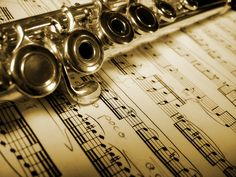 There is something magical about the flute. I just love playing it.