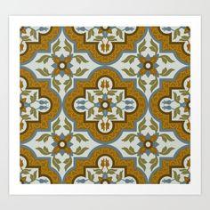 Alcázar de Sevilla I Art Print by Sil Elorduy - $14.99 My Arts, Art Prints, Rugs, Home Decor, Art Impressions, Farmhouse Rugs, Decoration Home, Room Decor, Home Interior Design