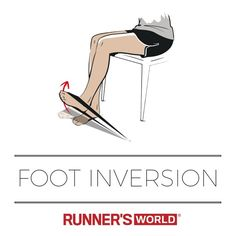 One key move resisted foot inversion