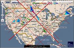 Ley Lines Southern California Map.Magnetic Ley Lines In America California Ley Lines On Vortices And