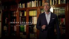 Así se despidió el senador Javier Lozano del PAN, para sumarse al PRI