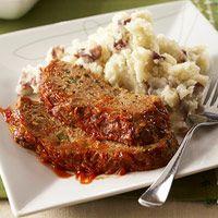 Slow Cooker Italian Turkey Meatloaf