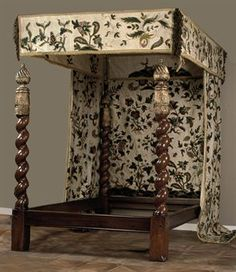 Google Image Result for http://www.christies.com/lotfinderimages/D53372/a_four_poster_bed_with_crewelwork_canopy_and_curtains_the_bedposts_18t_d5337275h.jpg
