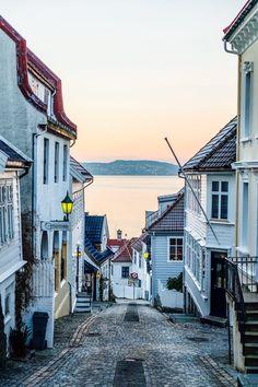Bergen. Norway.