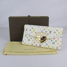 ✪♥❤★↔  #Louis #Vuitton #Monogram #Multicolore #Wallet #M93736 #Louis #Vuitton #Brown ,♥の♥ CAN'T AFFORD IT.