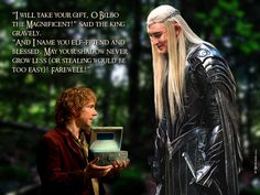 King+Thranduil+named+Bilbo+Elf-friend+by+Menkhar.deviantart.com+on+@DeviantArt