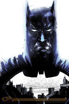 Batman #21 cover by JOCK