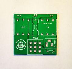 3pdt footswitch pcb wiring board 3pdt board 3pdt pcb 3pdt switch rh pinterest co uk TRS Jack Wiring TRS Jack Wiring