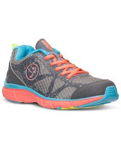 Zumba Women's Fly Fade Training Sneakers from Finish Line