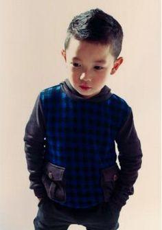 Asian Boy Haircut