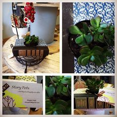 Looking for a great gift to celebrate a new beginning or the next chapter? Meggie's Story Pots are on our Best Seller list! #localartisans #bedfordpa (www.shop-reclamation.com)