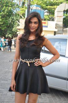 Deepika Padukone at the trailer launch of Yeh Jawaani Hai Deewani