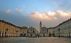Best Photos Of Turin Italy | Piazza San Carlo, Turin, Italy - HD Travel photos and wallpapers
