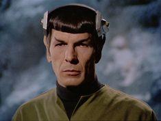 "Star Trek: The Original Series ""Spock's Brain"""