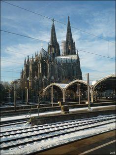 Der Dom zu Köln 2009