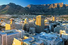 Cape Town city - How can one not love this place :)