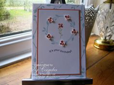 Stampin Up UK Demonstrator UK Pegcraftalot Order Stampin Up HERE