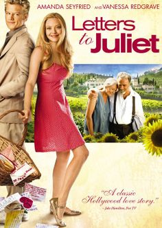 Cartas a Julieta...con Amanda Seyfried