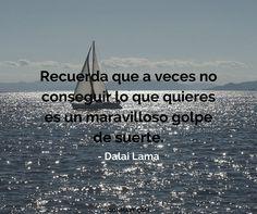 ♥️#frases #citas #vivir #suerte #quotes #life #inspiration #motivation #followme/ From www.facebook.com/gonmaye