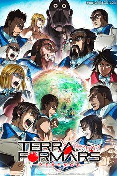 Terra Formars Revenge Capítulo 09 Descargar o mira Online el Capítulo en Calidad…