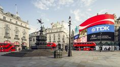 Here are 10 great spots to get your fantastic shots of London, from Tower Bridge to Piccadilly Circus Piccadilly Circus, London Tours, London Travel, Harry Potter London, London Attractions, Airlie Beach, London Calling, West End, Travel Planner